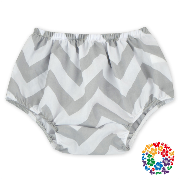 2016 High Quality Infant Toddler Kids Cotton Bloomers Baby Gray Chevron Underwear Little Boys And Girls Summer Shorts For 0-2T