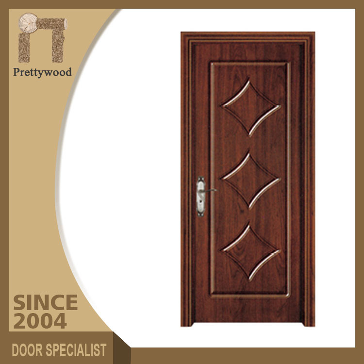 Superior Quality Bedroom Style Single Design Arch Door Interior