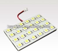 T10/BA9S/Festoon 12V PCB car interior roof lights/car dome lights used