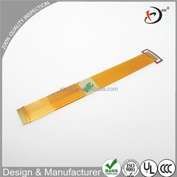 Customized shenzhen supplier fpc Cabo Flat 36 Vias for Dvd 2618 1845 Ad 1860