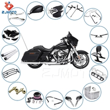 Hot Selling ZJMOTO High Quality Motorcycle Spare Parts For Harley Motorcross Streetbike ATV