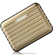 The best selling universal portable power bank case for samsung galaxy s4 mini i9190, with led torch light