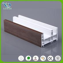 Good quality 88mm upvc windows sections