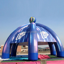 high quality hot sale giant potable six feet logo advertising inflatable tent arch