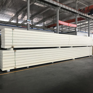 types of aluminium roofing sheets puf polyurethane rigid foam 75mm low cost compound wall sandwich panel