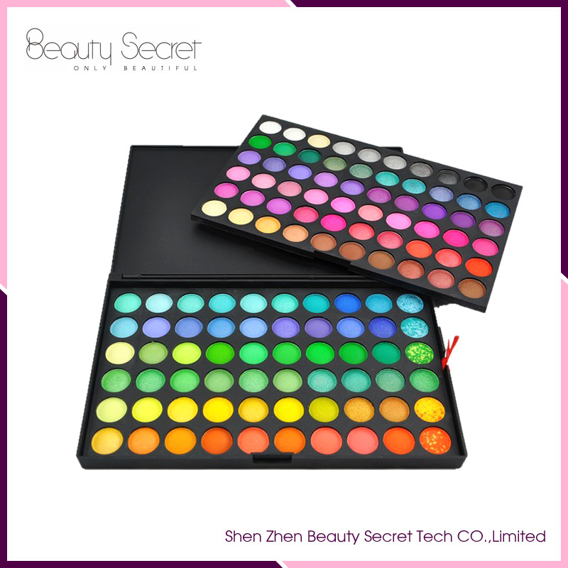 120 colors Professional Makeup Eyeshadow Palette Make up Set