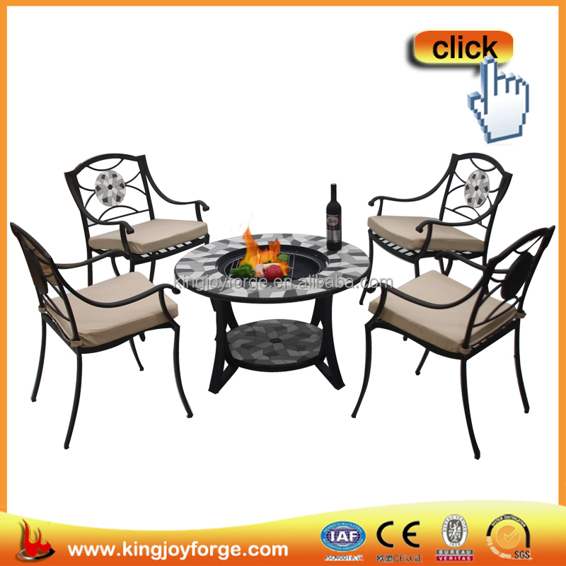 Table Fire Pit Set Multifunction Fire Pit Table Garden Treasures Fire Pit