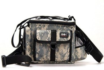 waist bag/camouflage color/fishing tool/fishing tackle/fishing box