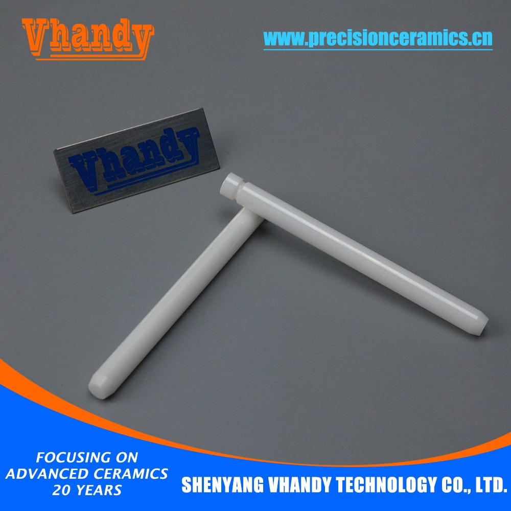 VHANDY 95% Alumina/Al2O3 Rod/Connter/Supportor/For Industrial Machine