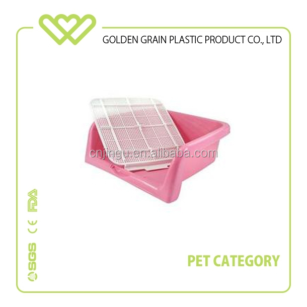 2015 Dog pet puppy toilet toilet without urinal diapers bedpan pet toilet