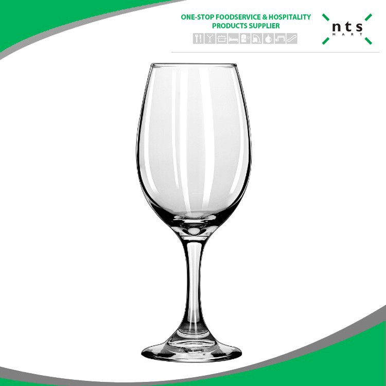 High quality goblet drinking wine glass