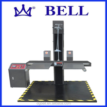 Double wing light drop weight tester