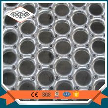Drainages anti-corrosion galvanized roof steel grating