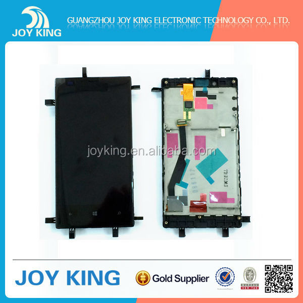 Original Mobile Phone LCD for Nokia Lumia 720 Complete with Touch Digitizer