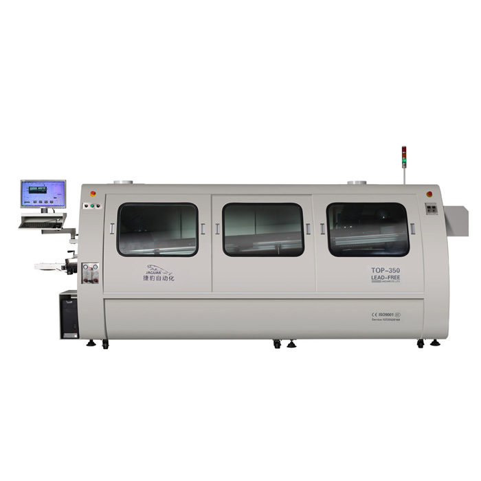 Jaguar N350 SMT Wave Soldering Machine for Dip/LED/SMT/SMD Production Line