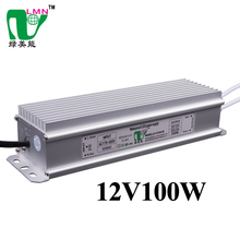 IP67 led power supply with cheap price 100w 12v pwm led driver