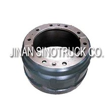 SINOTRUK HOWO Truck Original Parts AZ9112340006 Brake Drum