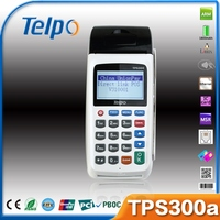 Airtime Topup Mobile Recharge hot pos machine with fingerprint identification