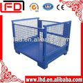 Euro Type Metal Fold Stackable Product Box Factory
