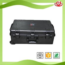 Tricases china good supplier import grade IP67 hard PP plastic case trolley hard instrument tool case M2608