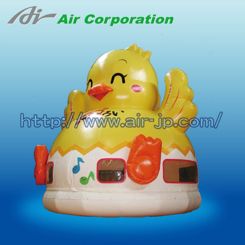 New design Inflatable OEM ,inflatable big bouncer Chick Dome for playground & amusement park equipment for kids