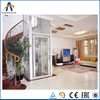 human lift small construction house safe 1.0m/s home mini elevator