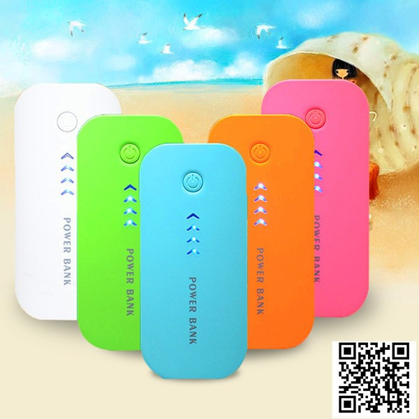 CE,FCC,ROHS confirmation power bank external battery mobile charger usb portable charger 5200mah