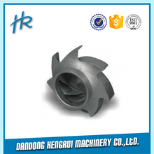 Open Flexible Centrifugal Cast Iron water pump impeller with cheap price