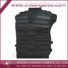 Military level 3 bulletproof vest for ceramic plates price
