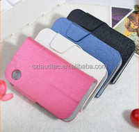 colorful magnet wallet case for wiko ozzy , book wallet leather Case for wiko ozzy