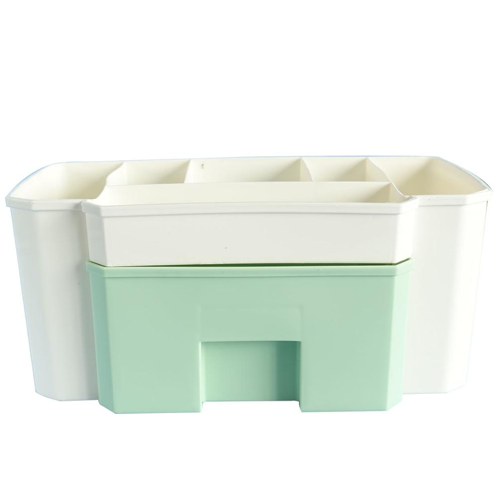storage organizer <strong>case</strong> <strong>plastic</strong> cosmetic storage <strong>case</strong> with compartments