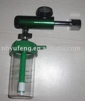 Medical Oxygen Regulator with humidifier