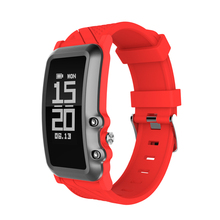 2017 New Smart Heart Rate Monitor Watch with Blood Pressure Monitors Bluetooth Activity Tracker