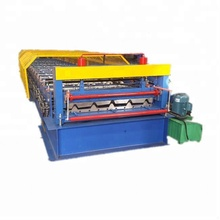 Trapezoid Single Layerl Roll Forming Machine