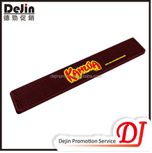High quality custom spirits bar spill mat distributor