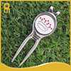 Bulk golf divot repair tools or gof pitchforks with crown golf ball markers