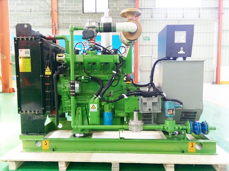 New 10kw Natural gas Generator set
