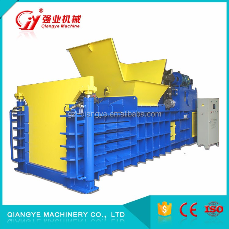 Semi - Automatic Cardboard Hydraulic Baling Press/Horizontal Baler/Plastic Baling Press Machine