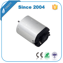 stable operation low-voltage performance 3v dc electric motor for airsoft and electrical tools