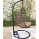 2017 Hot Sale Outdoor Hanging Swing Chair Patio Rattan Wicker Garden Egg Swing Chair