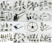 Stainless Steel boat marine hardware supplies and parts
