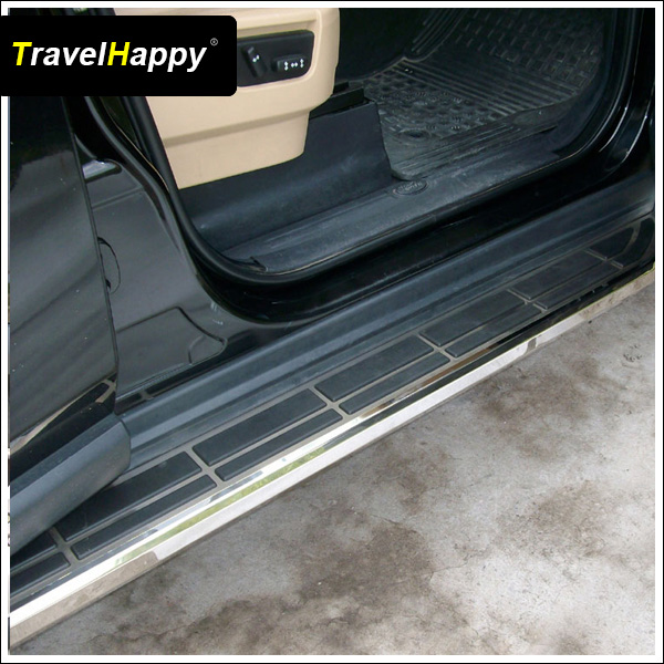Portable and Aluminum Running Board for Land Rover Discovery 4
