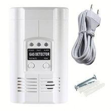 Conventional photoelectric smoke alarm ,LYf6 electronic carbon monoxide gas detector