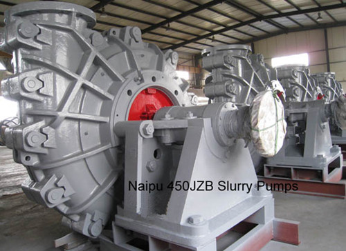 wear resistant slurry pump bearing assembly