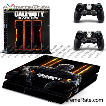 Best price ODM vinyl skin sticker for PS4 protective skin sticker DPTM0083