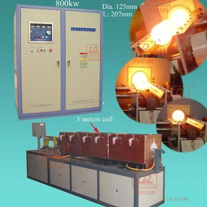800KW Medium Frequency Induction Heating Machine
