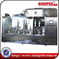 full Automatic piston filling machine for perfume,juice,sesame oil
