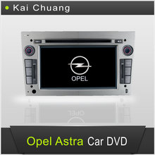 6.2inch Touch Screen Dashboard OPEL ASTRA / VECTRA / ZAFIRA Car DVD GPS Player with Bluetooth Radio USB AUX-In SWC