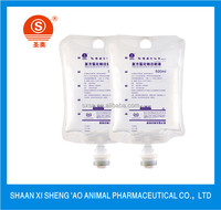 Good Quality Compound Sodium Chloride Injection for Veterinary Medicine/Use/animal drugs with GMP Certificate