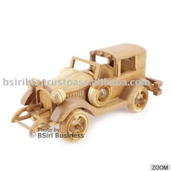 High Quality Wooden car model